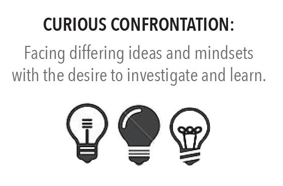 curious confrontation a key to innovative cultures