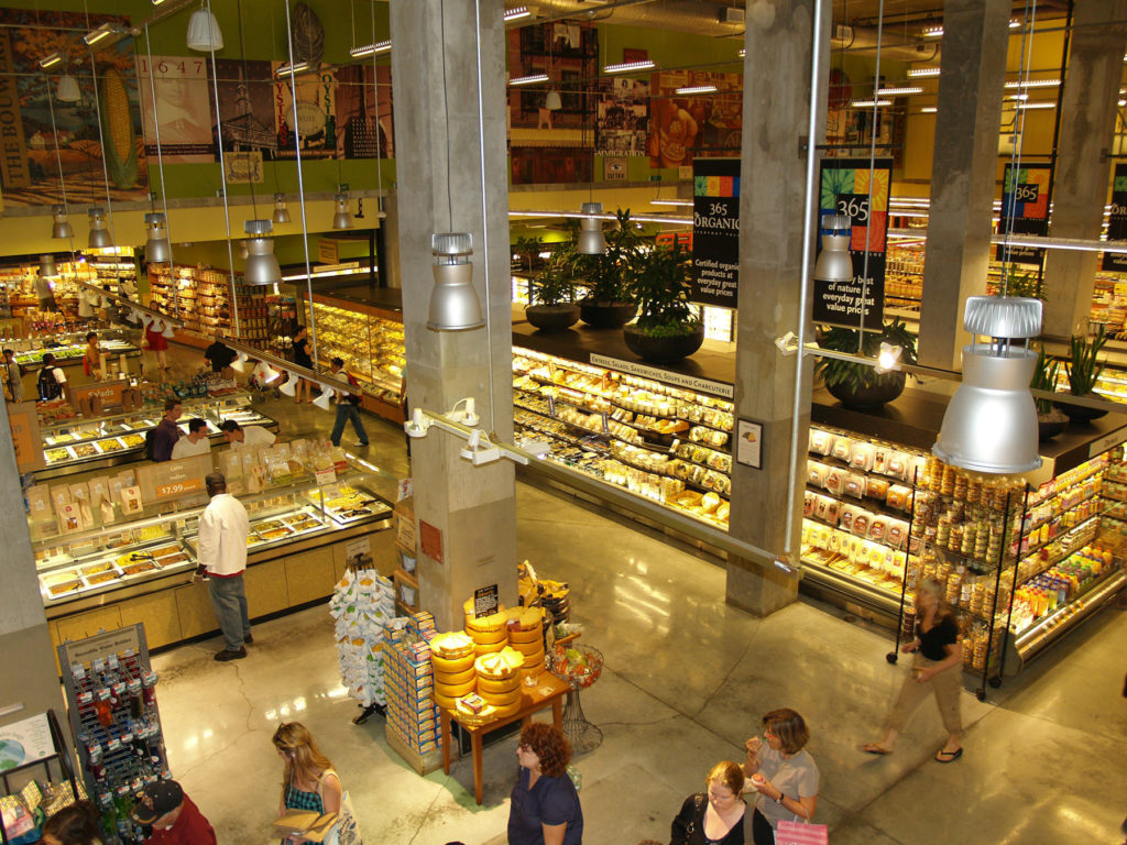 Whole Foods Caring For Customers